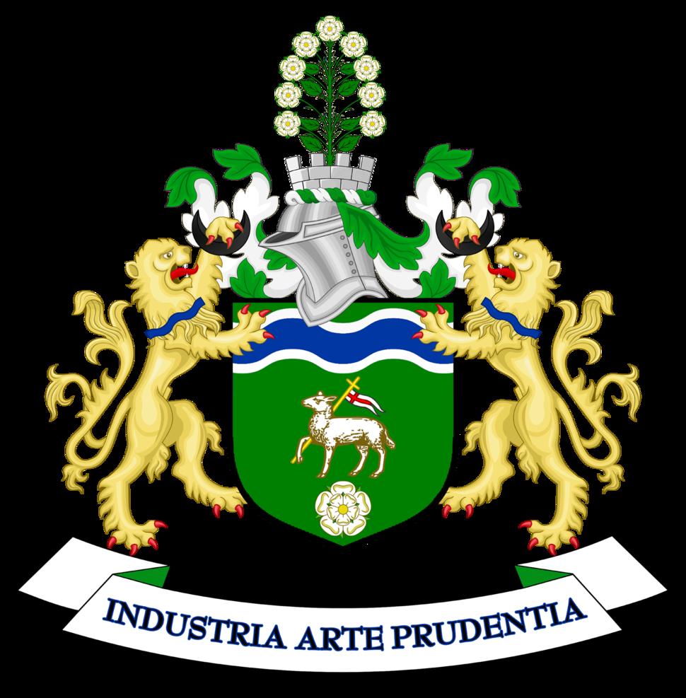 Official logo of Borough of Calderdale