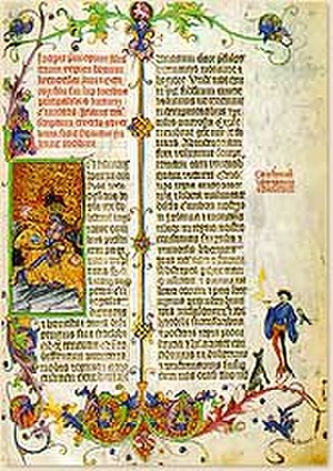 Gelnhausen Codex - Image: Codex Gelnhausen