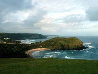 Coffee Bay Place in Eastern Cape, South Africa