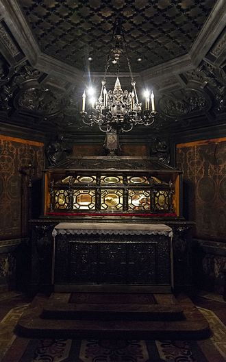 Charles Borromeo - Crypt of Charles Borromeo, in the Duomo di Milano