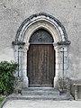 Cognac Crouin église portail.jpg
