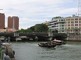 Coleman Bridge, Singapore