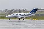 Colin Joss & Co (VH-JSO) Cessna 525 Citation M2 at Wagga Wagga Airport.jpg