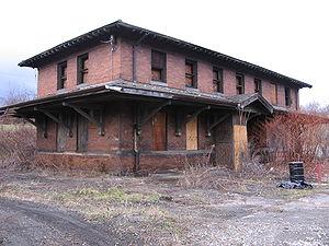 College Hill Station - College Hill Station