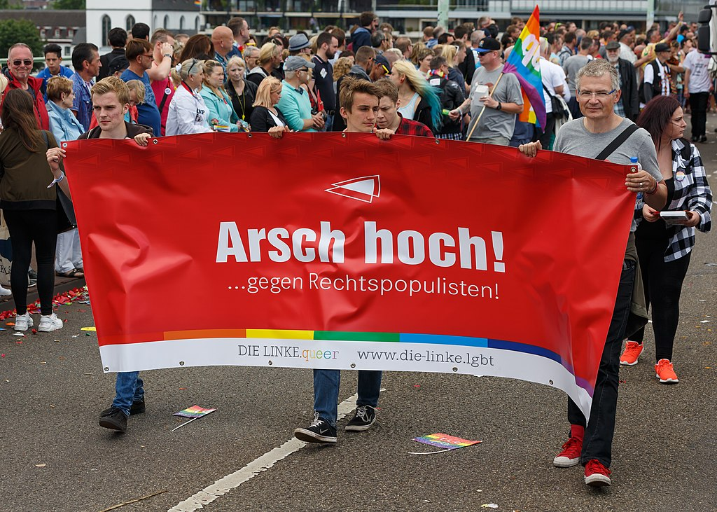 Cologne Germany Cologne-Gay-Pride-2016 Parade-016.jpg