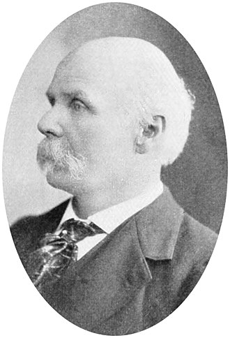 Robert White (attorney general) - White photographed prior to 1897