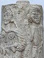 Column with Figural Representations - Parthian Period - Museum at Palace of Darius the Great - Shush - Southwestern Iran (7423705982).jpg
