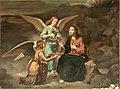 Comida milagrosa de Jesús en el desierto (Real Academia de Bellas Artes de San Fernando).jpg