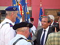 Commémoration du bombardement de Neudorf le 6-09-2013 01.jpg