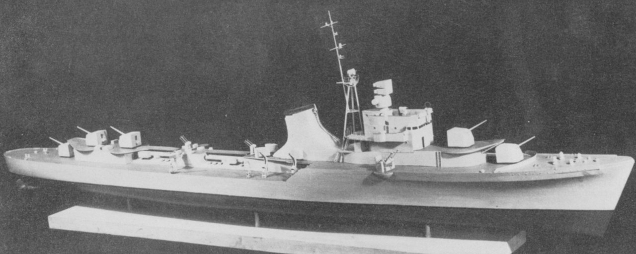 Comandante Medaglie d'Oro 2nd series model