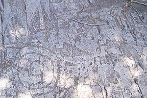Rock art Natural reserve of Ceto, Cimbergo and Paspardo