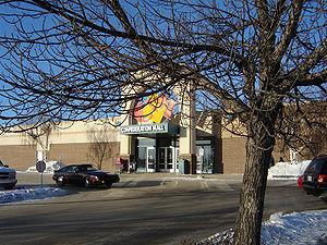 Confederation Mall Wikipedia