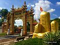 Cong Vao Chua Giac Nguyen, xa Tân Tập, Cần Giuộc, Long An, Việt Nam - panoramio.jpg