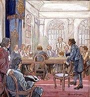 Le Conseil tient sa première séance le 18 septembre 1663, à Québec. Il sera en fonction jusqu'à la Conquête.