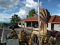Construction of the pavilion. Wat PraThat Doi Leng.@Phrae,Thailand.DSCF6104.JPG