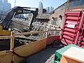 Construction vehicle north of Queen's Quay, 2015 09 23 (7).JPG - panoramio.jpg