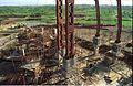 Convention Centre Complex Under Construction - Science City - Calcutta 1994-10-17 084.JPG
