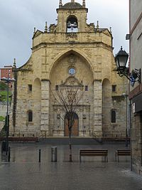 Convento de la Encarnación (Bilbao). Iglesia.jpg