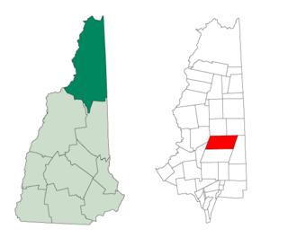 Milan, New Hampshire - Image: Coos Milan NH