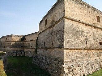 Copertino - Castle.