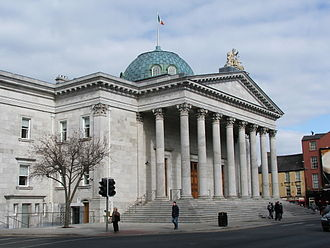 Circuit Court (Ireland) - The courthouse on Washington Street in Cork, home of the Cork Circuit Court