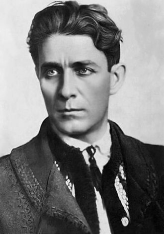 Iron Guard - Corneliu Zelea Codreanu, the founder of the Iron Guard