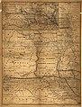 Correct map of Dakota compiled from United States and Territorial surveys Nov. 1, 1882. LOC 98688621.jpg