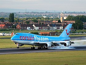 Corsair Liverpool Airport.jpg