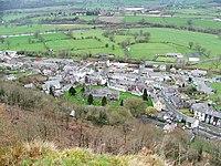 Corwen Town View. - geograph.org.uk - 561131.jpg