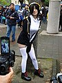 Cosplayer of Emperor penguin, Kemono Friends at CWT50 20181209a.jpg