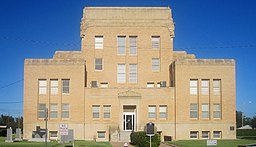 Cottle County, TX, Courthouse IMG 6214.JPG