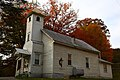 Country-church-orange-fall-foliage - West Virginia - ForestWander.jpg