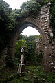 Court Friary South Transept Arch 2010 09 23.jpg
