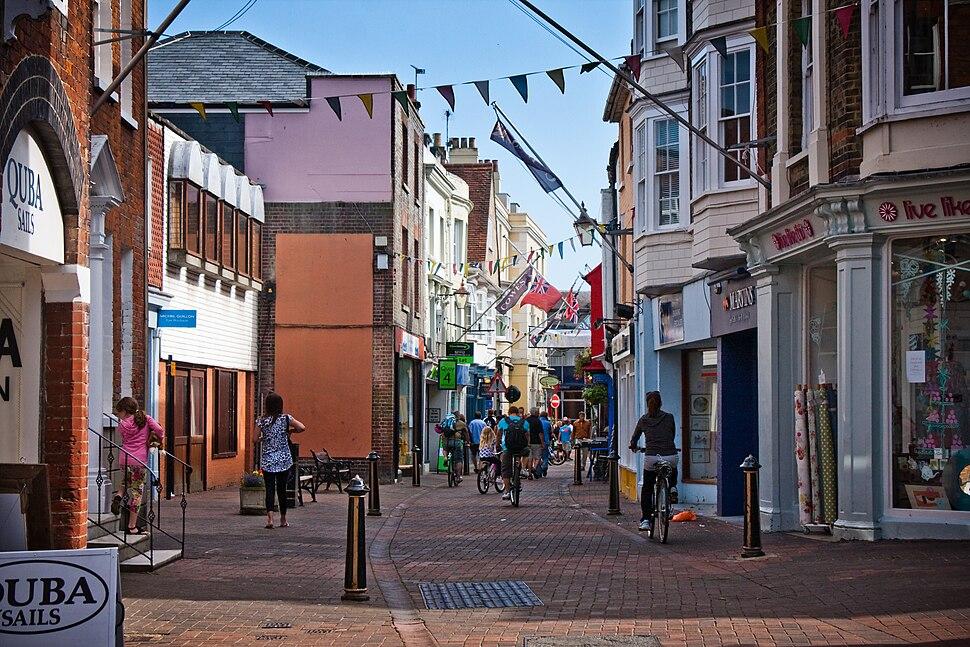 Cowes High Street