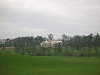 River Irvine - Craig House from Laigh Milton viaduct