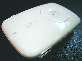 Creative Zen - Wikiwand