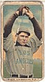 Criger, Los Angeles Team, baseball card portrait LCCN2008676988.jpg