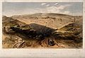 Crimean War; ambulancemen carrying the wounded in the Valley Wellcome V0015448.jpg