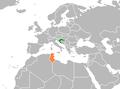Croatia Tunisia Locator.png