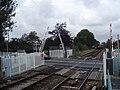 Crossing by Warblington Station - geograph.org.uk - 641276.jpg