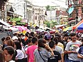 Crowds at Walking Street Market on Th Talad Gao - Lampang - Thailand (35175487956).jpg