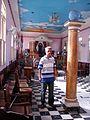 Cuba le grand maître de la loge maçonniqu de Pinar del Rio.jpg
