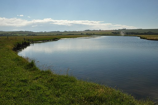 Cuckmere River near Cuckmere Haven (2225)