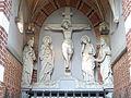 Cuijk - Calvariegroep in de kapel op het kerkhof bij de Sint Martinuskerk.jpg