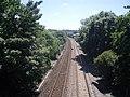 Cullompton , Railway Track - geograph.org.uk - 1216934.jpg