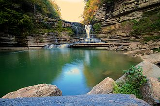 Jackson County, Tennessee - Cummins Falls