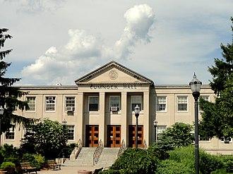University of Massachusetts Lowell - Cumnock Hall - University of Massachusetts Lowell