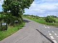 Curly Road, Cranny - geograph.org.uk - 1457934.jpg