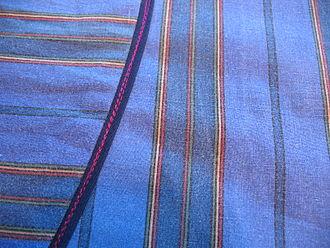 Seam (sewing) - A curved seam