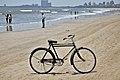 Cycle juhu beach 2.jpg